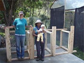 peace core compost project Nono