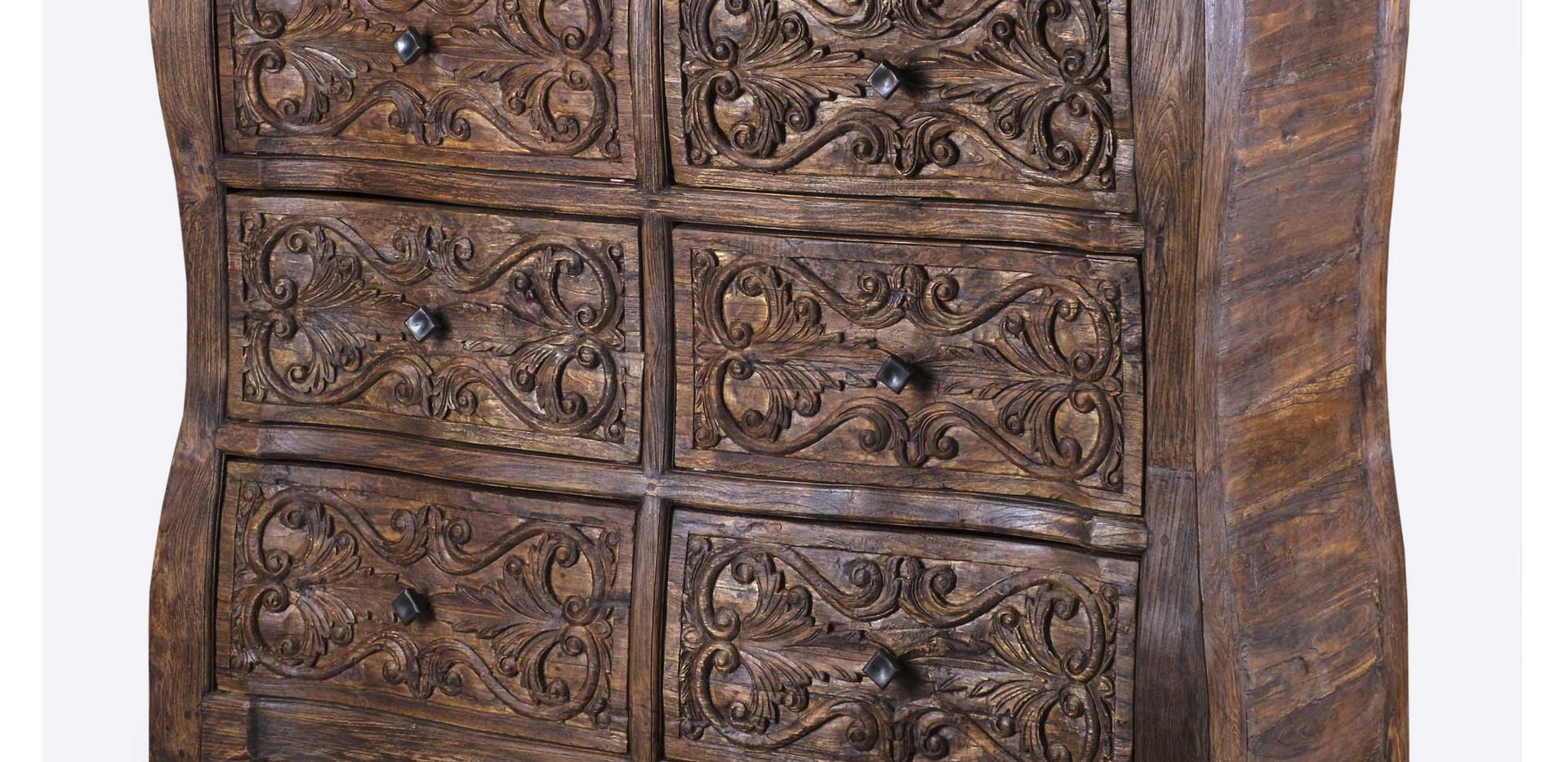 Jason Scott Mozaic 6 Drawer Dresser