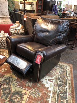 Legacy Leather Recliner