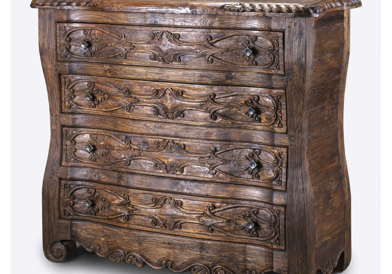Jason Scott Mozaic 4 Drawer Dresser