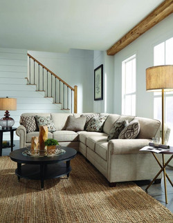 King Hickory Sectional