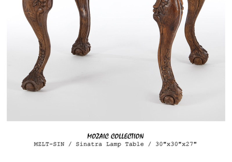 Jason Scott Sinatra Lamp Table