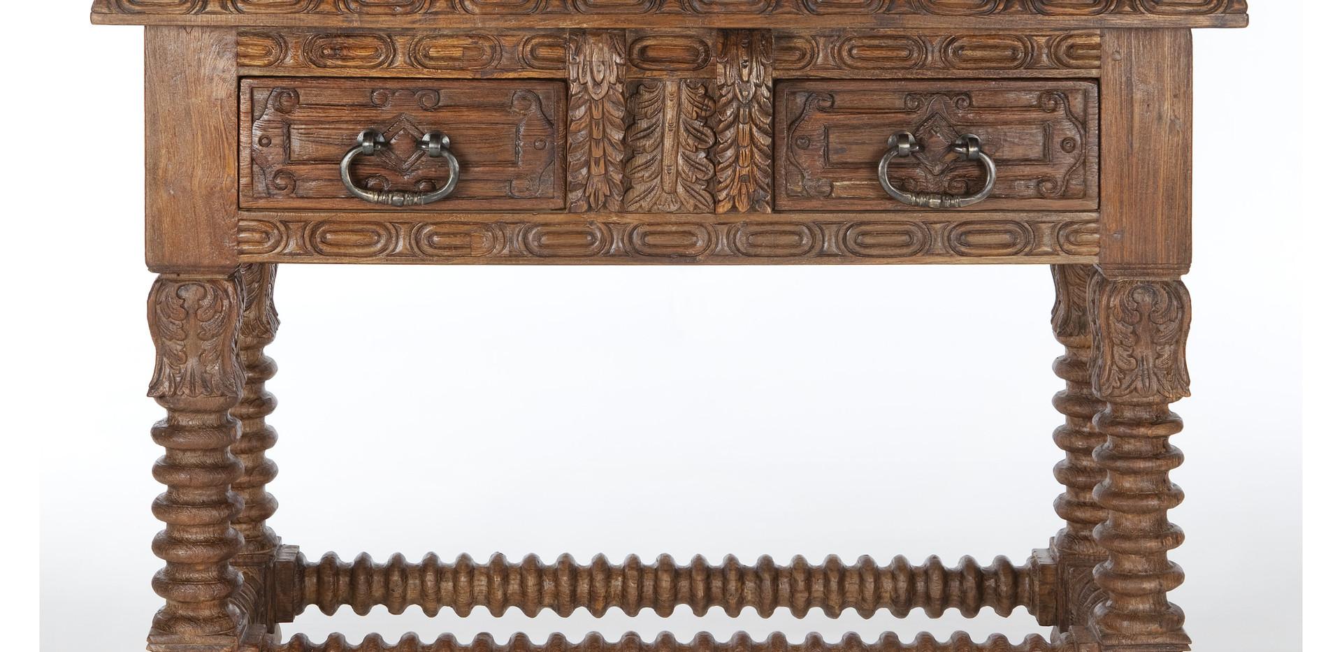 Jason Scott Spanish Carpenters Table