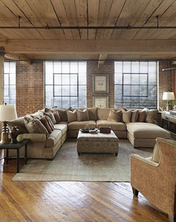 King Hickory Casbah Sectional