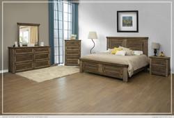 Southwestern Bed