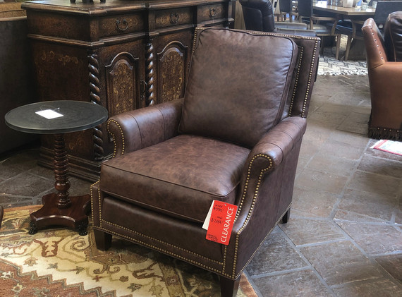 Tuscan Leather Chair