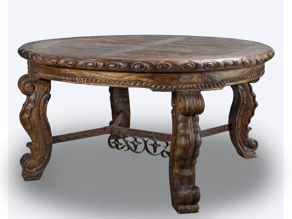 Jason Scott Dragonfly Dining Table Round