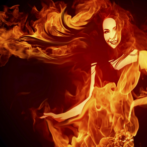 """THIS GIRL IS ON FIRE"" — ALICIA KEYS"
