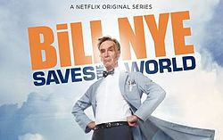 Bill Nye -Saves theWorld