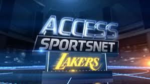 Access Sportsnet Lakers