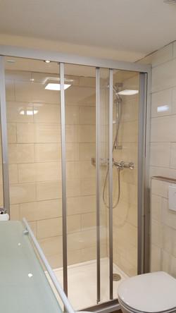 Appartment Furlger Badezimmer