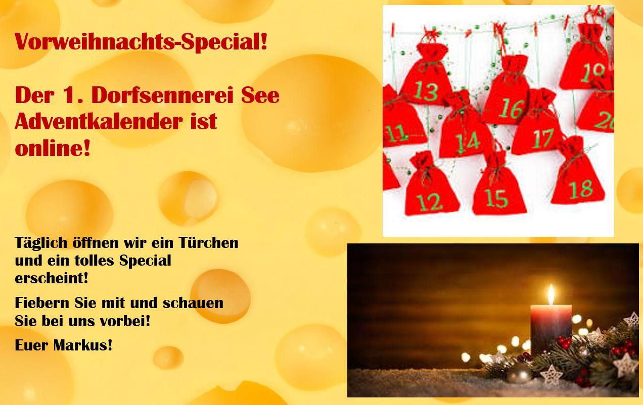 Adventkalender Markus Knoll