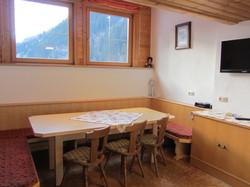 Appartemen Silvretta - Wohnzimmer