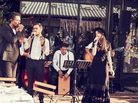 Notre orchestre pour votre mariage !