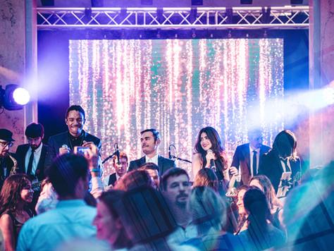 Notre orchestre de mariage au service de vos soirées !