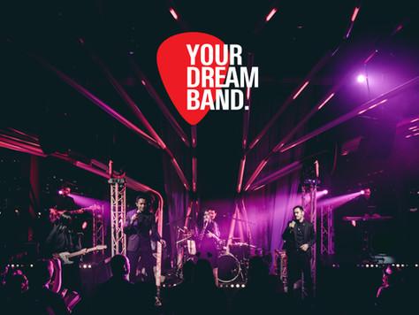 Your Dream Band au terminal 7 pour une soirée de Gala.
