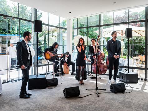 Notre orchestre sur-mesure pour votre comité d'entreprise, mariage, gala, soirée privée !