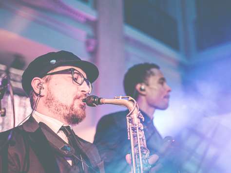 The wedding season continues! Your Dream Band works every day to satisfy you more.