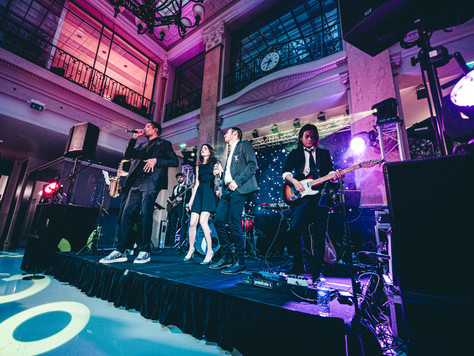 Our music live band in Paris for your corporate event, gala evening, wedding, wedding jewish .... Lo