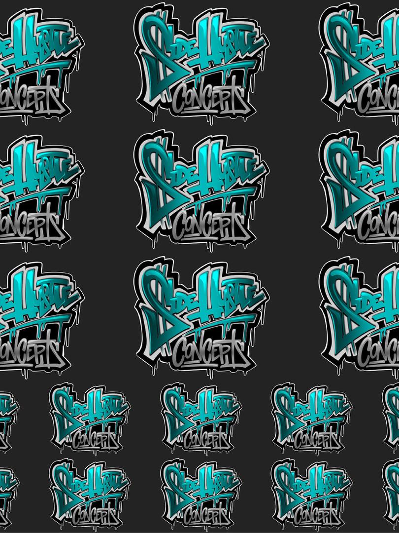 Side Hustle Stickers x Tony Trip