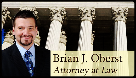 Oberst Law Office Has Your Back.