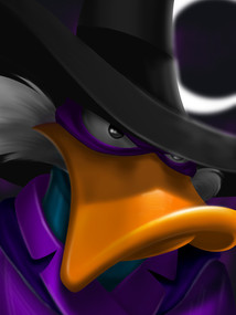Darkwing Duck x Tony Trip