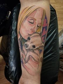 Tattoo x Tony Trip