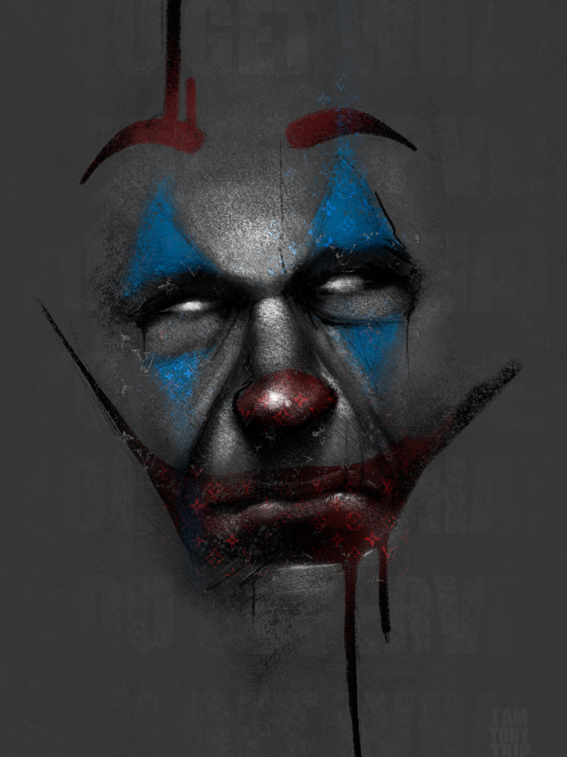 Joker x Tony Trip