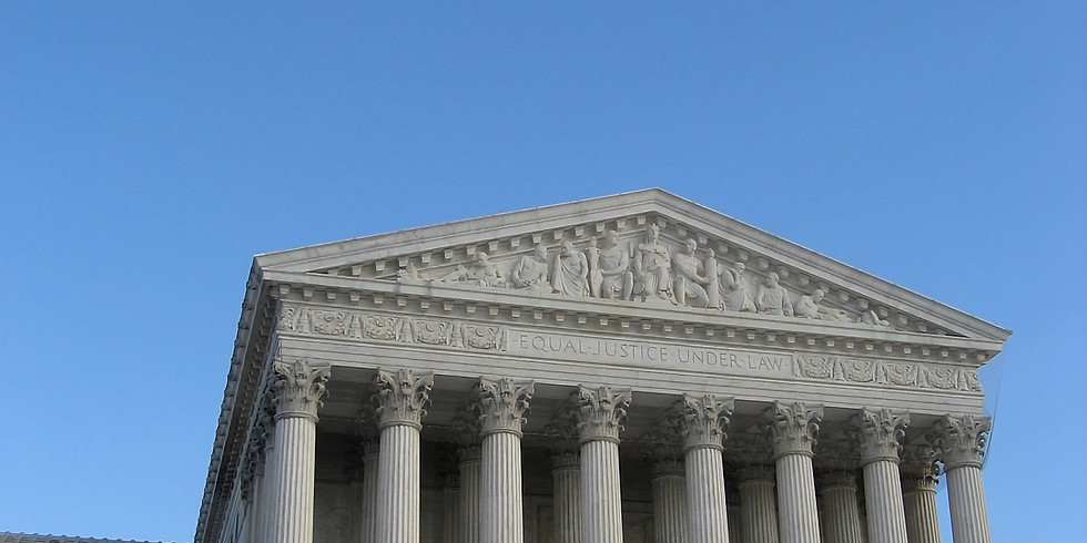 The Supreme Court: Packing/Expansion?