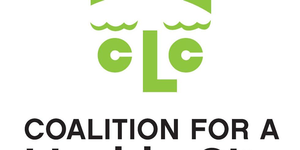 The Coalition for a Livable City (CLC): Burlington United, Political Solutions