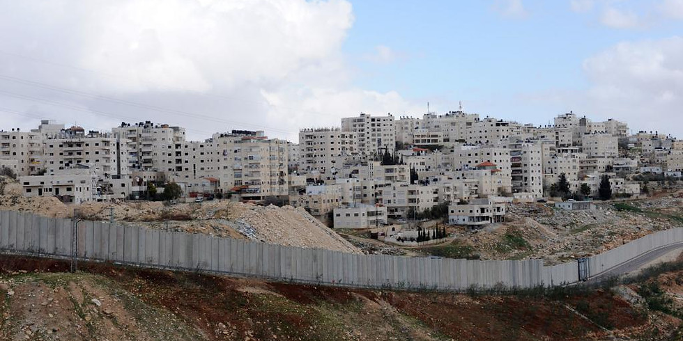 Israel & Palestine: One-State, Two-State, No-State Solutions