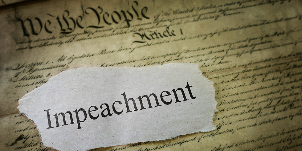 Impeachment: The Consequences of Trying a Past President