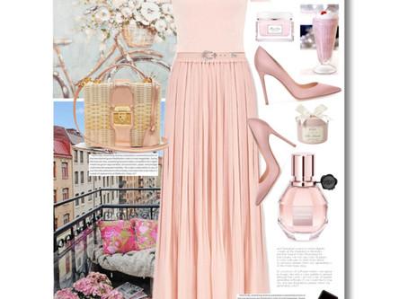 Pink Spring Things