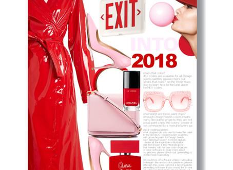 Exit Into 2018