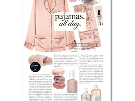 A Weekend in Pajamas
