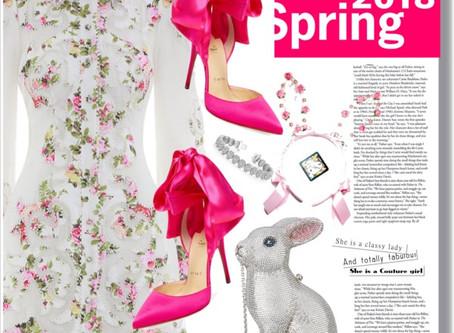 Pink Spring 2018