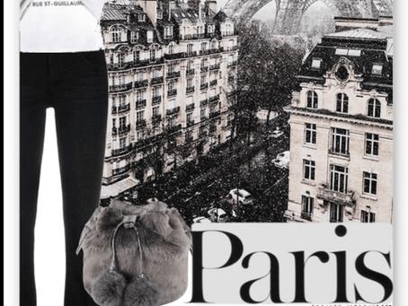 Parisian Dusk