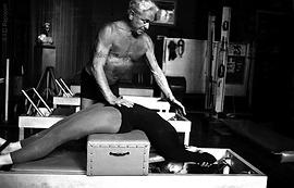 Joseph Pilates, criador do Pilates, história do Pilates, Studio VitaCore Pilates