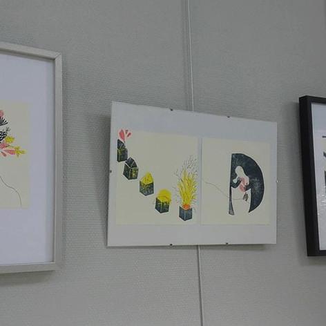 Illustrations de Emma Schnellebach au tRocké Café jeunesse