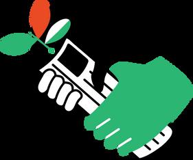 Logo dessin vectoriel Culture et partage by McFly-illustration