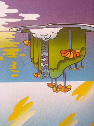 Psychédélie by Mcfly-illustration