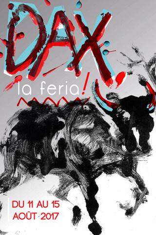 Affiche Feria Dax by McFly-illustration