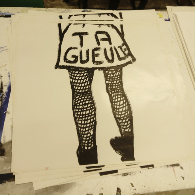 TA GUEULE by McFly-illustration