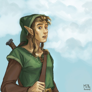Link by McFly-Illustration
