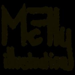 logo McFly-Illustration dessin vectoriel