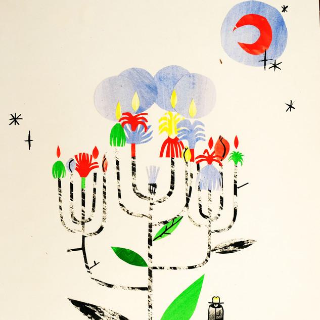 Illustration plante by McFly-illustration