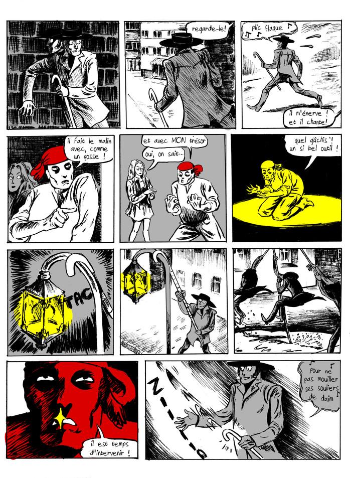 BD canne télescopique extrait01 by McFly-Illustration