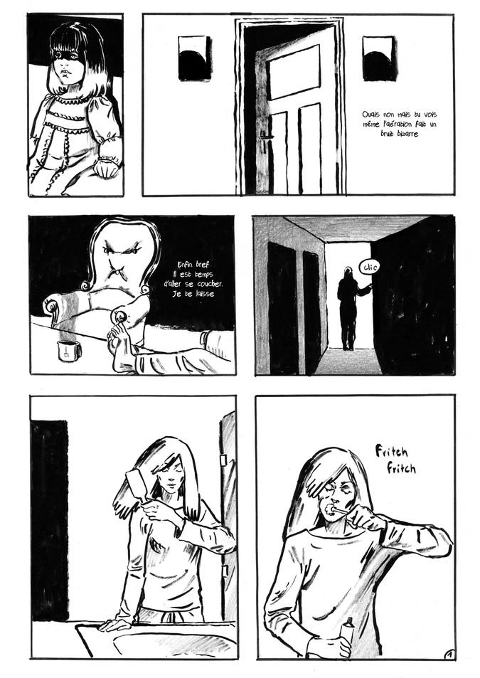 BD horreur pour Nuit Noire extrait01 by McFly-Illustration