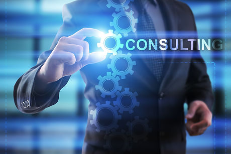 Businessman selecting Consulting..jpg