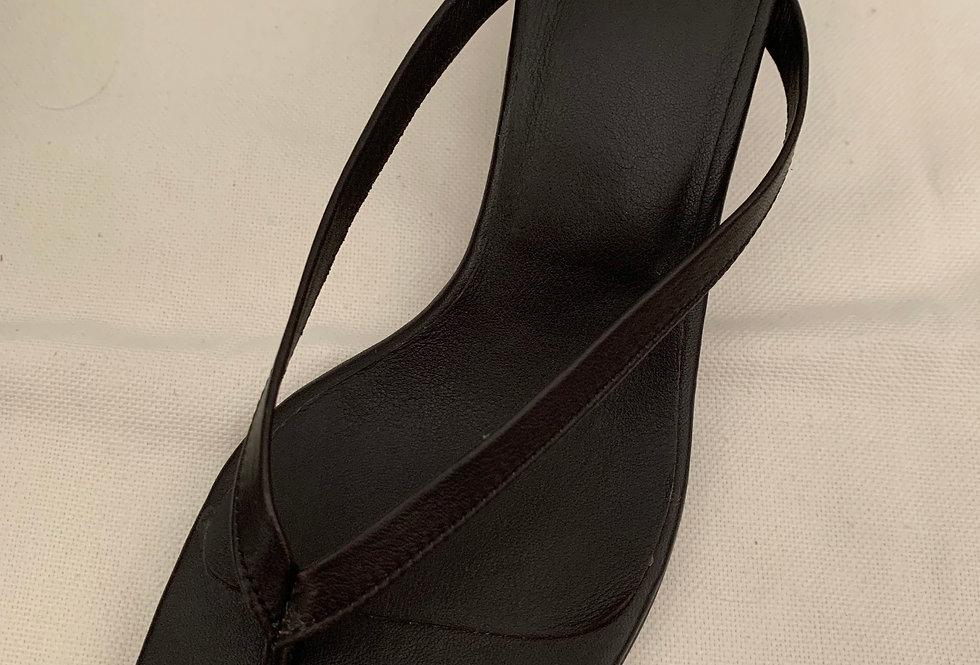 Flip-Flop Leather Sandals